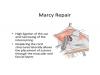 marcy-repair
