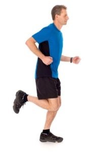 8669474 - man jogging